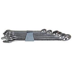 Ключи рожково-накидные  6шт 8-17мм standard GRAD (6010075)