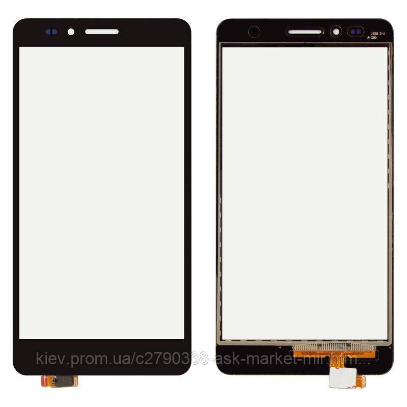 Сенсор для Huawei Honor 4A, Y6 (SCL-L21, SCL-L31, SCL-L01) Original Black