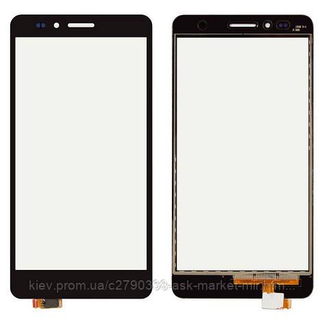 Сенсор для Huawei Honor 4A, Y6 (SCL-L21, SCL-L31, SCL-L01) Original Black, фото 2