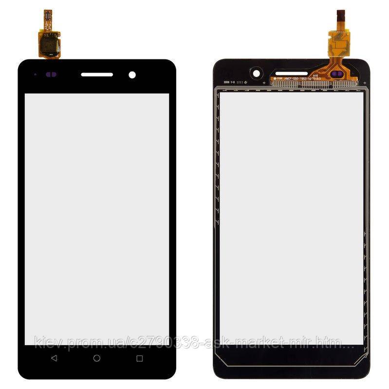 Сенсор для Huawei Honor 4C Pro Original Black