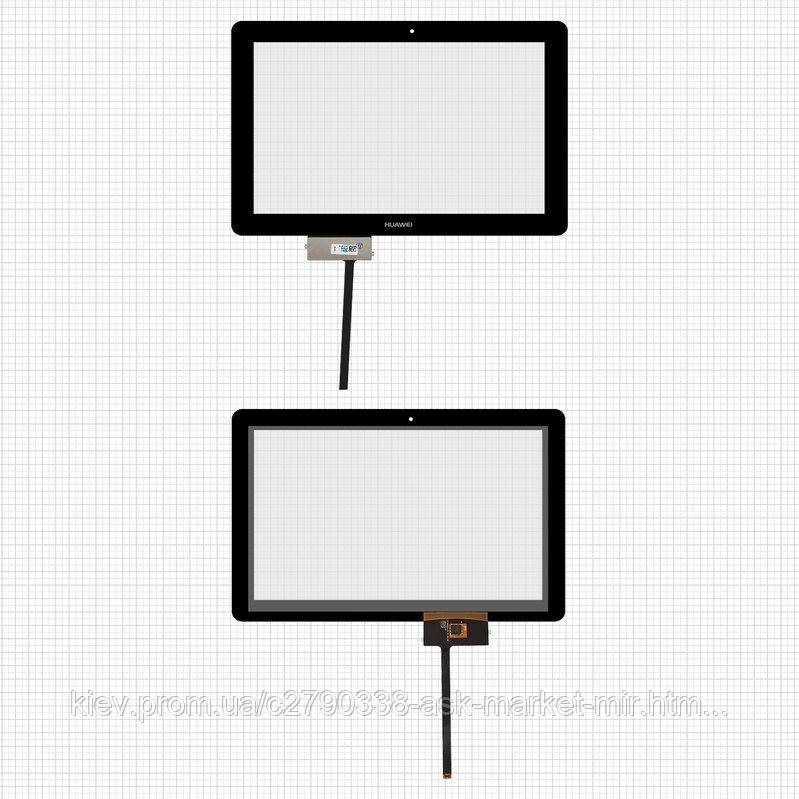 Сенсор для Huawei MediaPad 10 Link+ S10-231u Original Black