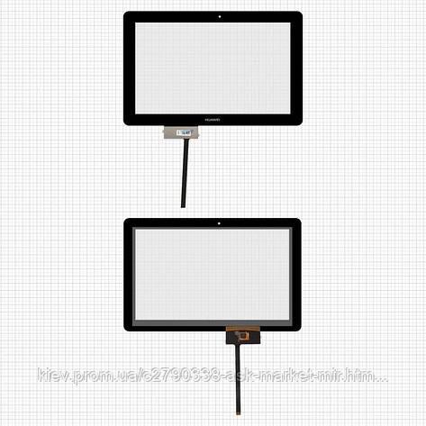 Сенсор для Huawei MediaPad 10 Link+ S10-231u Original Black, фото 2