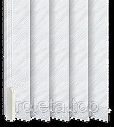 Жалюзі вертикальні Престиж Білі