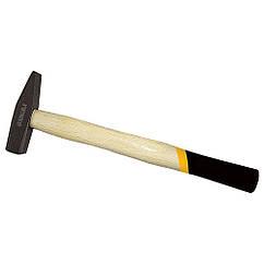 Молоток 1000г слесарный деревянная ручка (дуб) SIGMA (4316401)