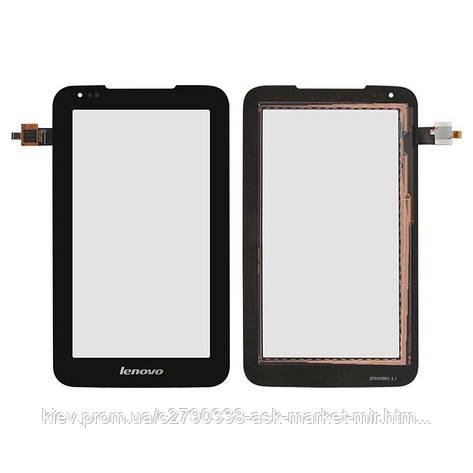 Сенсор для Lenovo IdeaTab A1000L Original Black #NTP070CM352001/NAS_207011100010, фото 2
