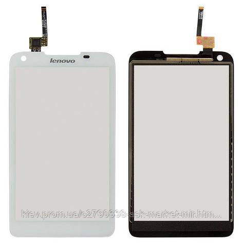 Сенсор для Lenovo S880, S880i Original White, фото 2