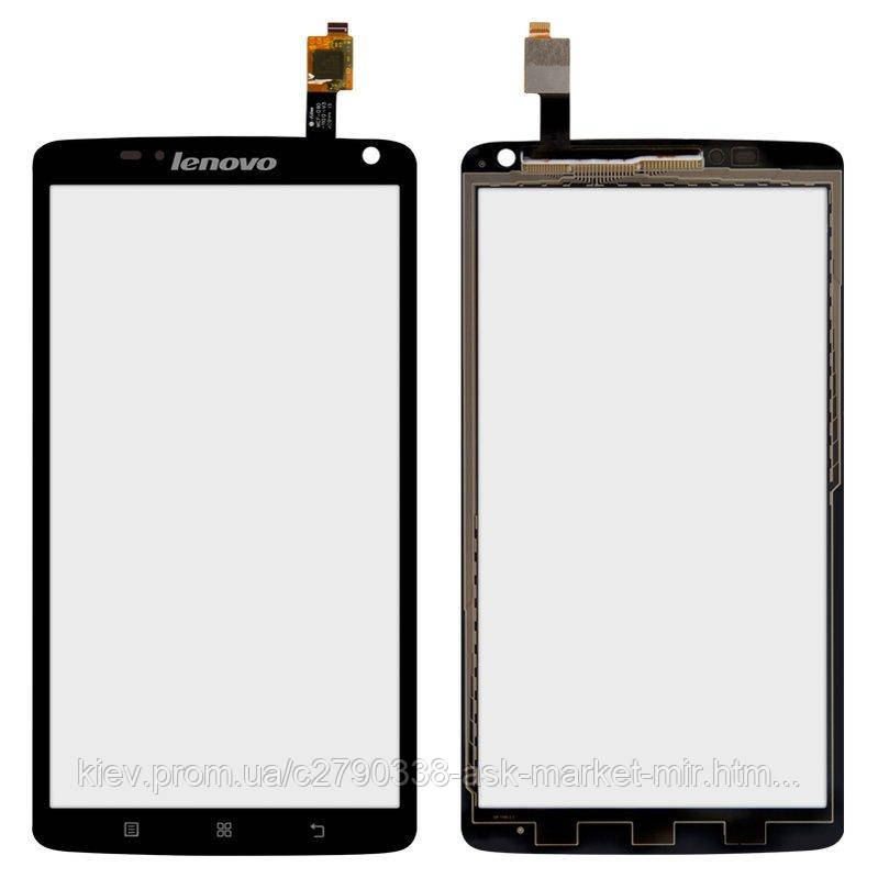 Сенсор для Lenovo S930 Original Black