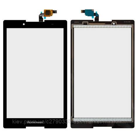 Сенсор для Lenovo Tab 2 A8-50L Original Black, фото 2