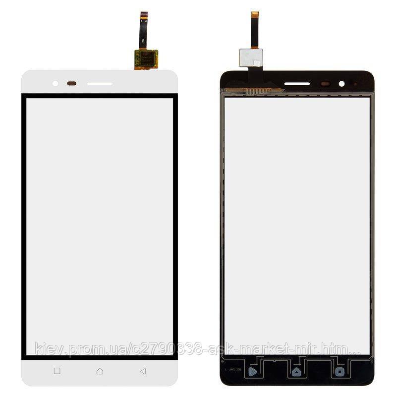 Сенсор для Lenovo Vibe K5 Note A7020a40 Original White