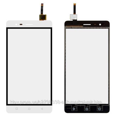 Сенсор для Lenovo Vibe K5 Note A7020a40 Original White, фото 2