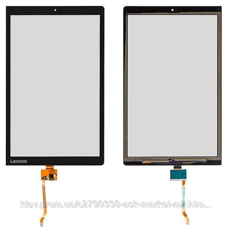 Сенсор для Lenovo Yoga Tablet 3 Pro X90L Original Black, фото 2