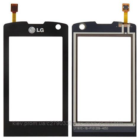 Сенсор для LG GW525 Original Black, фото 2