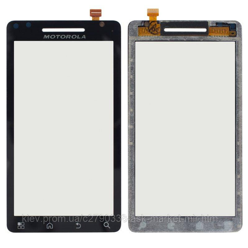 Сенсор для Motorola Milestone 2 A953, Droid 2 A955 Original Black