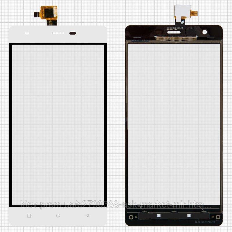 Сенсор для Nomi i506 Shine Original White #DJN-48-12050-1356A-00