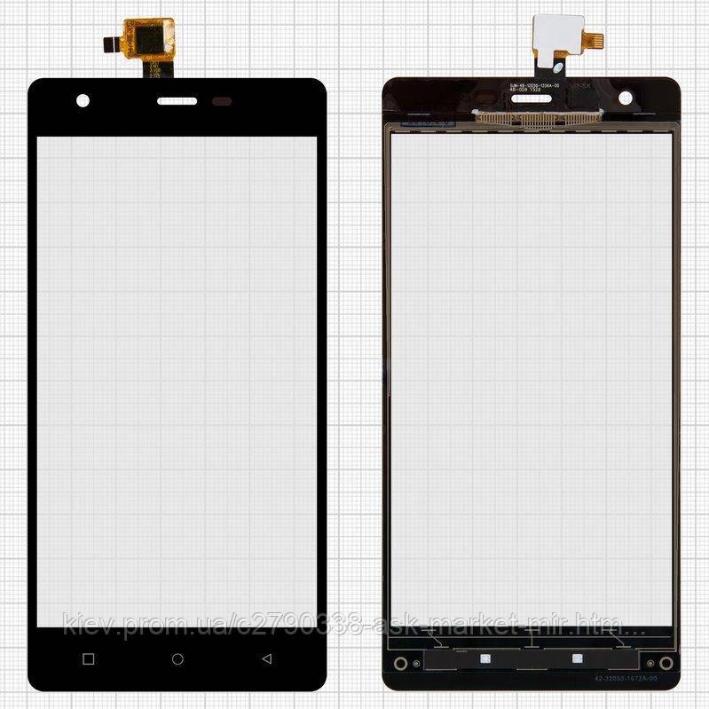 Сенсор для Nomi i506 Shine Original Black #DJN-48-12050-1356A-00