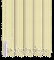 Жалюзі вертикальні Класик Світло-бежеві