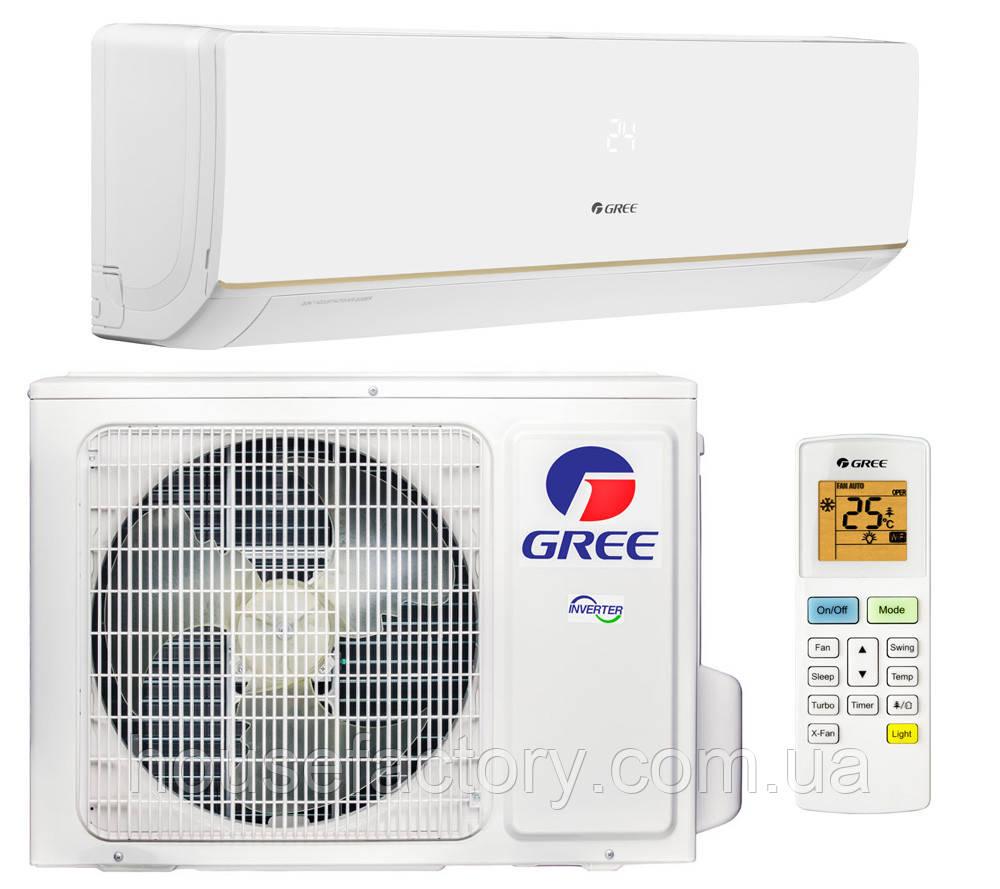 Кондиціонер Gree серії Bora Inverter GWH24QD-K3DNA5A Wi-Fi