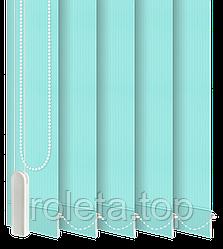 Жалюзі вертикальні Класик Світло-блакитні