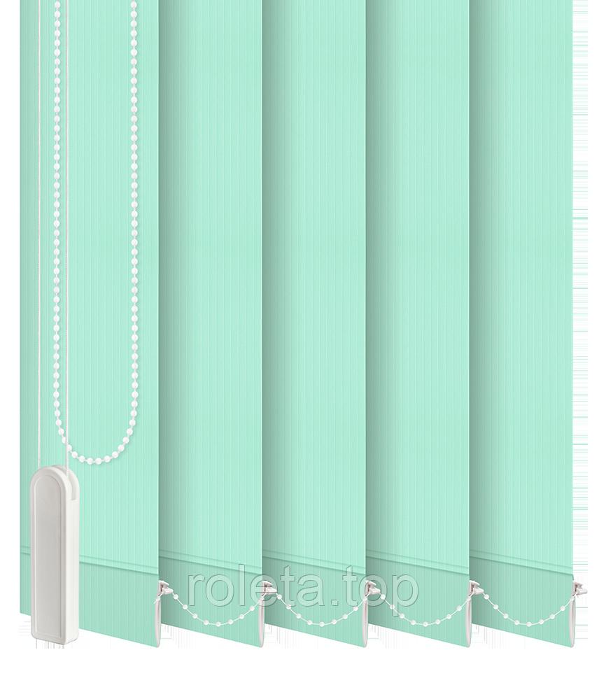 Жалюзі вертикальні Класик Салатові