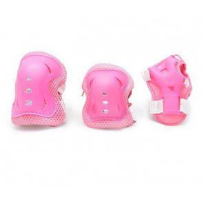 Комплект Раздвижных Роликов Sport 29-33, 34-37 р - Ролики для девочки - Розовый, фото 2