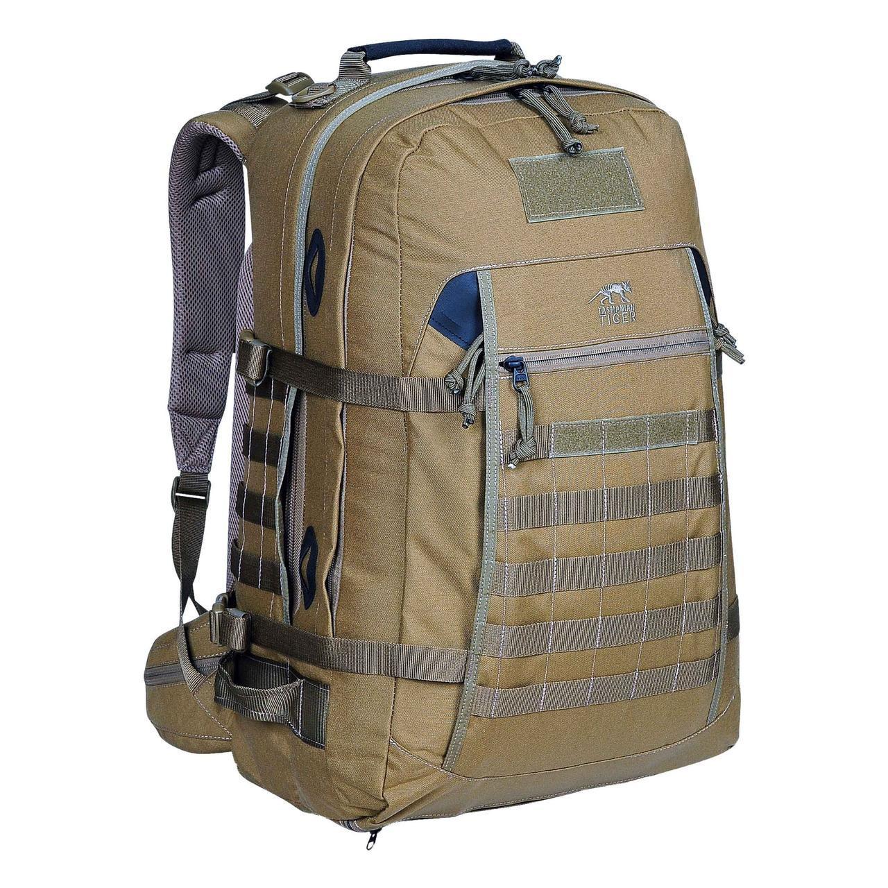 Тактичний рюкзак Tasmanian Tiger Mission Pack Khaki SKL35-254345