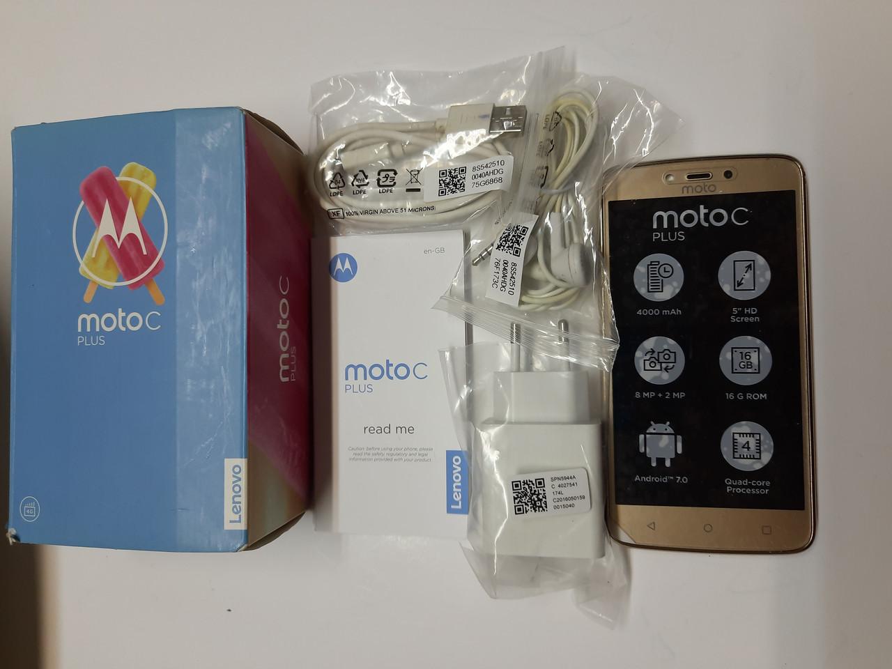 Motorola XT1723 C Plus 2/16 #663BP