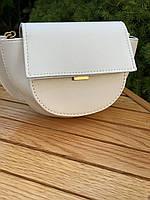 Шикарна маленька жіноча сумочка - Біла, фото 3