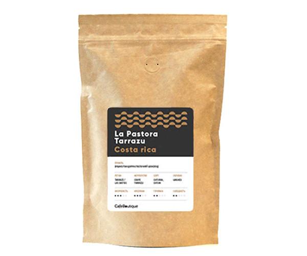 Кофе CafeBoutique Costa-Rica Tarrazu в зернах 250 г