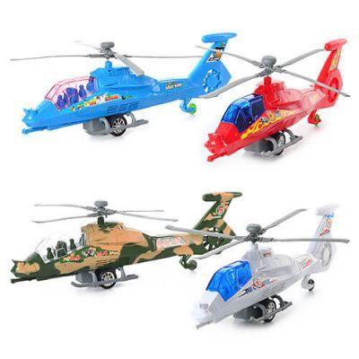 Вертолет инерционный 2988/A/B (144шт/2) 3 вида, в пакете 43*19*7см