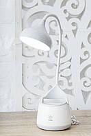 Сенсорная настольная аккумуляторная LED лампа-подставка для телефона/ручек LD-3002, гарантия!, фото 1