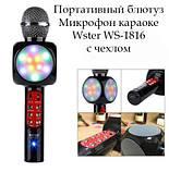 Bluetooth караоке-микрофон DM Karaoke WS-1816, фото 8