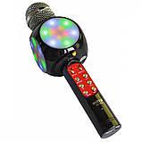 Bluetooth караоке-микрофон DM Karaoke WS-1816, фото 9