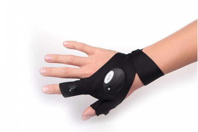 Светодиодная перчатка DreamTon