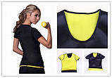 Футболка Hot Shapers для схуднення розмір S, фото 2