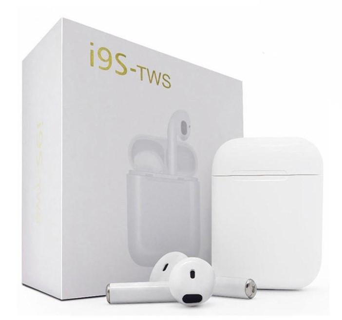 Бездротові Bluetooth-навушники i9S TWS
