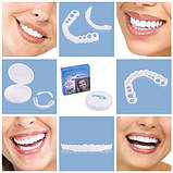 Вініри Veneers Snap-on smile змінні накладні, фото 2