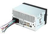 Автомобільна магнітола MP5 2DIN 7012 Little USB з рамкою,USB+Bluetoth+Камера, фото 4
