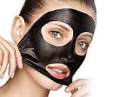 Маска від чорних точок для очищення пір з деревним вугіллям California Charcoal Face Mask, фото 2