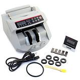 Автоматический детектор валют Bill Counter 2108 c UV, фото 3