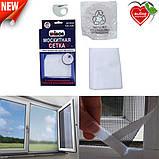Антимоскитная сетка Unibob для окна, фото 5