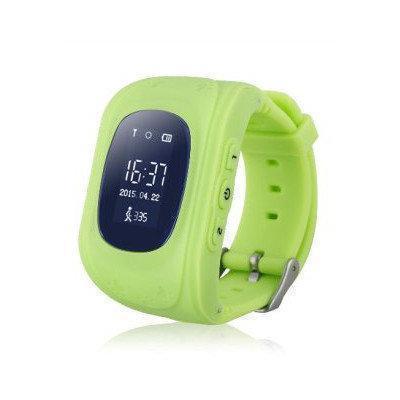 Смарт-часы для детей Smart Baby Watch Q50 Зеленые