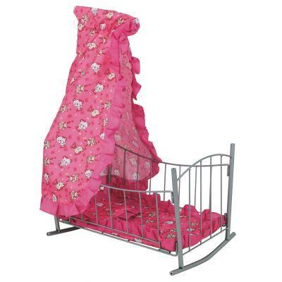 Кроватка 9349 железная