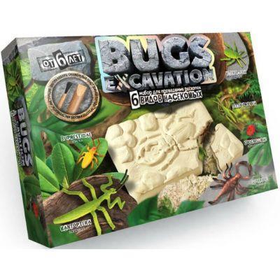 """Набор для раскопок """"Bugs Excavation"""" жуки /6"""