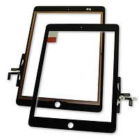 Apple Сенсорный экран iPad Air / iPad 2017 черный (оригинальные комплектующие)