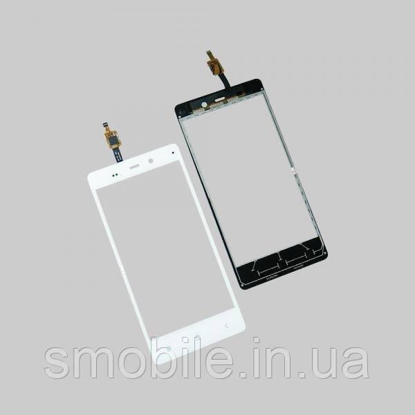 Fly Сенсорный экран Fly iQ453 Quad Luminor белый