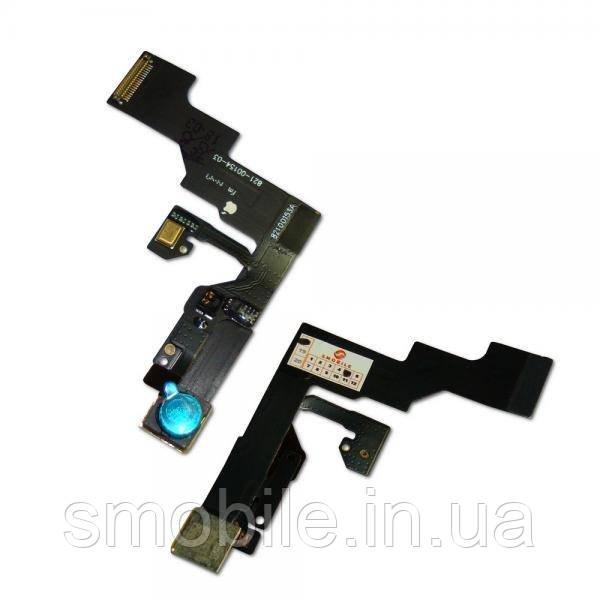 Apple Шлейф iPhone 6S Plus + датчик приближения, 3G камера и микрофон (оригинал)