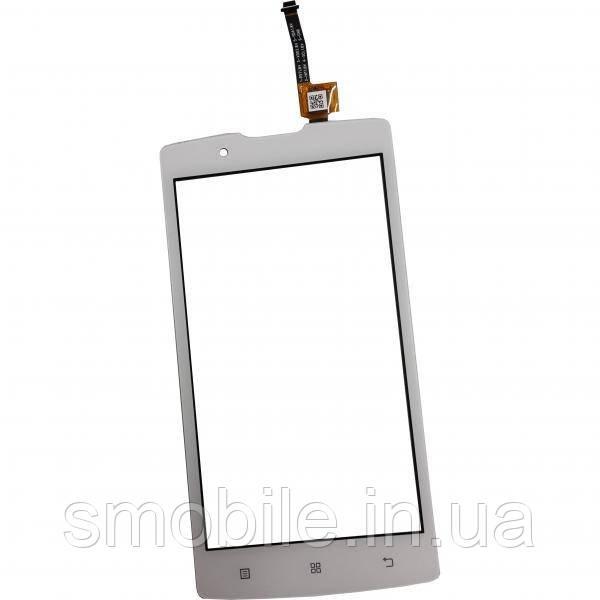 Lenovo Сенсорный экран Lenovo A2010 белый (копия AAA)