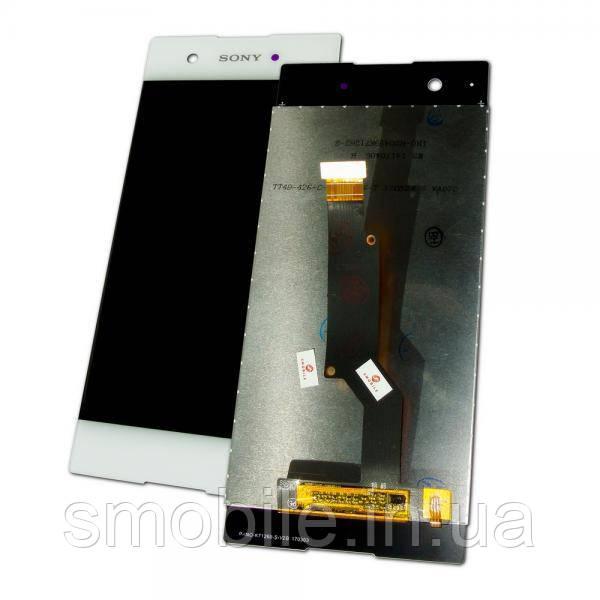 Sony Дисплей Sony G3112 G3116 G3121 G3123 G3125 Xperia XA1 с сенсором, белый (оригинал Китай)