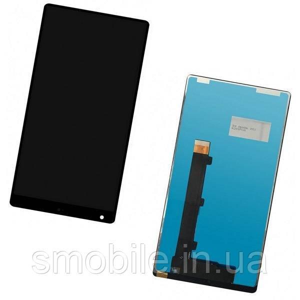Xiaomi Дисплей Xiaomi Mi Mix + сенсор черный (оригинальные комплектующие)