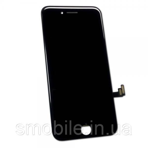 Apple Дисплей iPhone 8 с сенсором и рамкой, черный (оригинал)